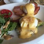 六本木 Eggcellent オーガニック卵で和風ベネディクト