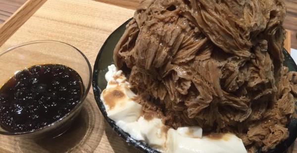 表参道 台湾発 人気かき氷店アイスモンスターで究極のかき氷を食べてきた【実食編】