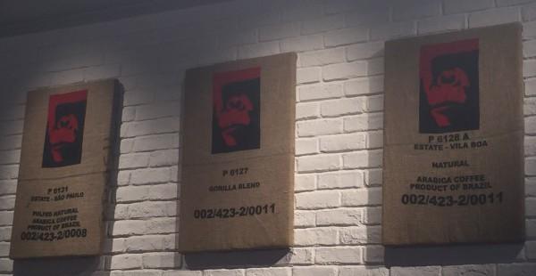 【渋谷】 ゴリラコーヒー ブルックリン発の濃いめコーヒーが美味しかった