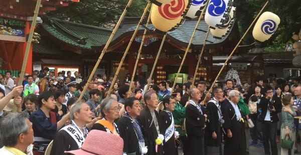 神輿が通るよ!神田祭 粋な江戸っ子の祭りはとっても刺激的だった