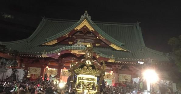 神田祭攻略法 大混雑でも諦めずに最後までまつりをたのしむコツその2