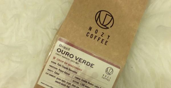 デパ地下最高!やっと出会えた憧れのNOZY COFFEEに興奮