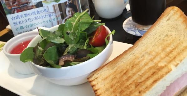 銀座 木村屋カフェでモーニング 1時間だけの限定!落ち着いた朝食タイムをすごそう