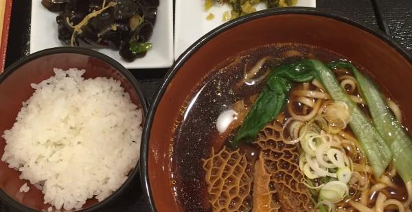 赤坂 三商巧福 東京で台湾名物牛肉麺が食べられる!ランチタイムは特にお得!