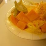 マンゴージュースを使ったマンゴーづくしのカキ氷  ぶらり台南玉井の旅【台湾スイーツ】