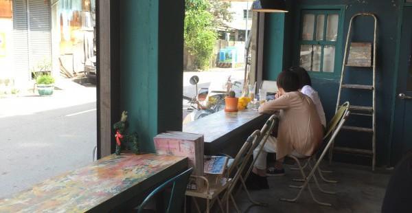 台南 太古珈琲 hanakoでも紹介された神農街のおしゃれカフェ【台湾カフェ】