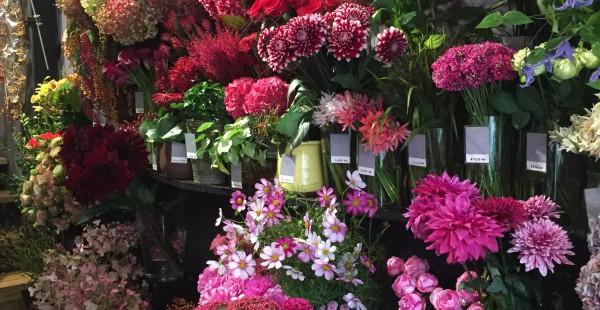 恵比寿駅前の花屋さん ソーセリードレッシング センス良いアレンジならここにおまかせ
