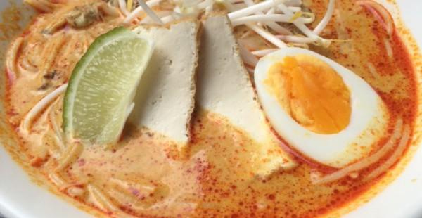 品川 シンガポールシーフードリパブリック 旨味たっぷりスープに感涙!カトンラクサ