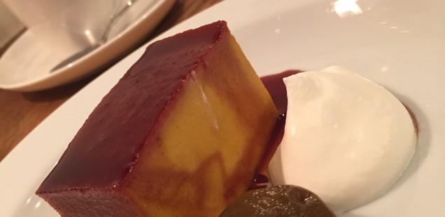 渋谷 人気カフェ 秋のマメヒコのデザートはカンボジアプリンだよ