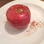 秋のマメヒコもすてき!あかねの焼きりんごは絶品ですよ。