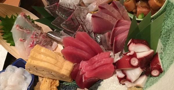 渋谷 魚が食べたくなったらここ!神山町魚金がコスパ最高で美味しかった