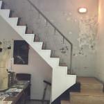 台南カフェ 兩倆  Hanakoにも掲載のリノベカフェは宿泊もできる素敵な空間だったよ