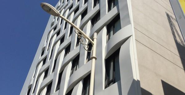 高雄 喜達絲飯店スターハウスホテル コスパOK!スタイリッシュなデザインホテルに宿泊
