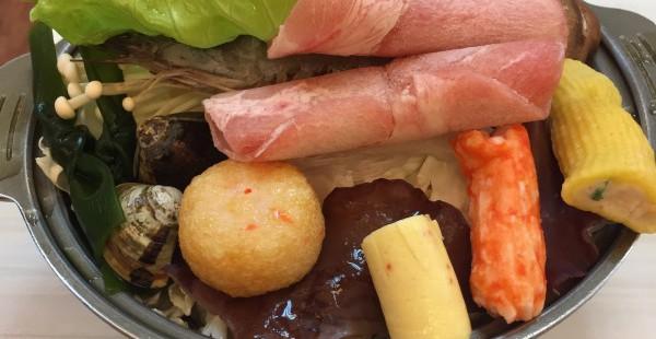 台湾高雄 兩披索靚鍋twopecos 野菜たっぷりでヘルシーなひとり鍋で大満足!