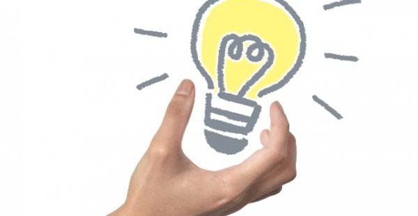 アイディアは浮かんだら、さっと行動して「かたち」にしていくことが大切