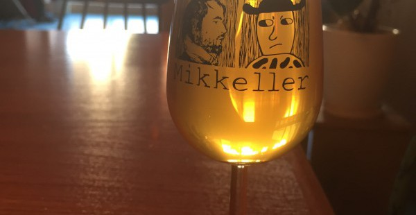 奥渋谷 mikkeller 北欧風な店内で20種類のクラフトビールが飲めるよ!